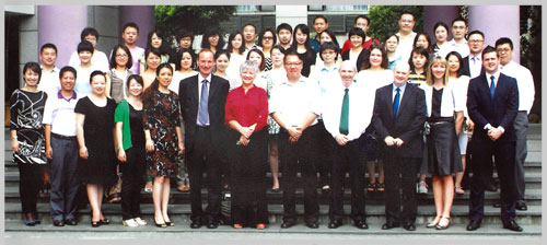 SQA host raining event for centres in Shanghai